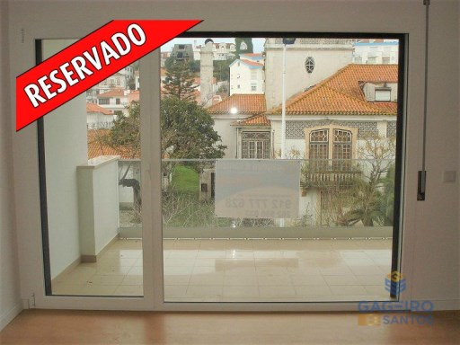 New 2 bedroom apartment with parking space in São Martinho do Porto - Silver Coast | 2 Habitaciones | 1WC
