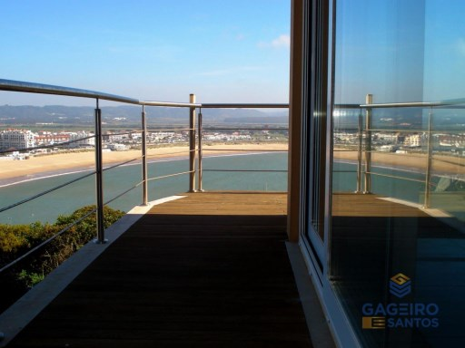 House 4 Bedrooms - with sea view - São Martinho do Porto - Silver Coast | 3 Habitaciones | 5WC