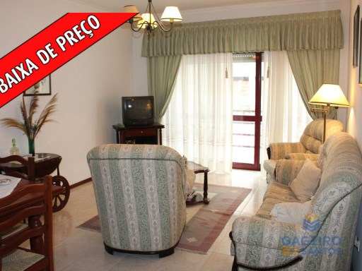 2 bedroom apartment with terrace, annex and parking place in São Martinho do Porto - Silver Coast | 2 Zimmer + 1 Zimmer ohne Fenster | 1WC