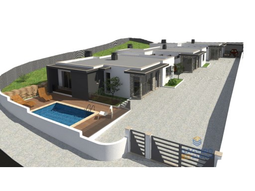 3 bedroom villa in condominium with swimming pool -Salir do Porto - Silver Coast | 3 Bedrooms