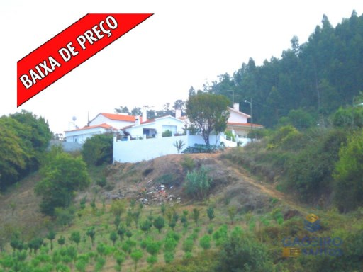 3 bedroom house with attic and rustic land - Ribeira do Marete - Alcobaça - Silver Coast | 3 Habitaciones + 1 Estancia | 2WC