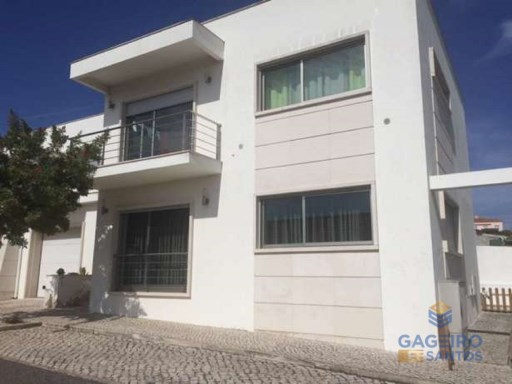 Semi-Detached House › Caldas da Rainha | 3 Bedrooms | 3WC