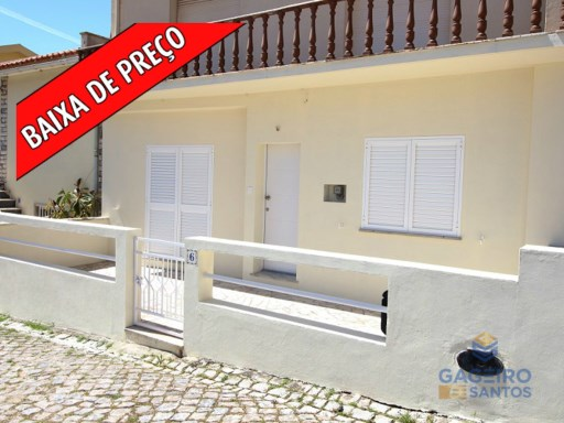 Apartment 3 bedrooms renovated in São Martinho do Porto-Silver Coast | 3 Bedrooms | 2WC