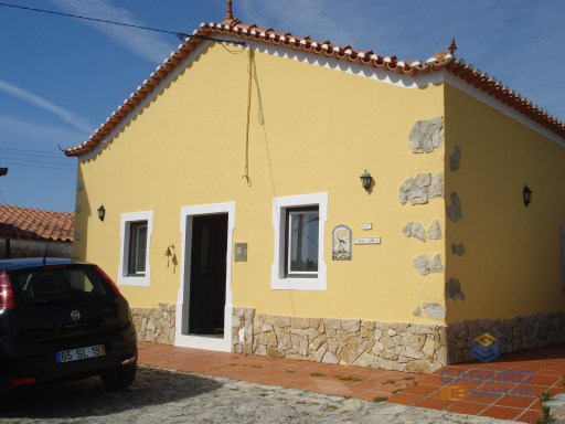 House with 2 bedrooms with 2 bathrooms-Santa Catarina-Silver Coast | 2 Bedrooms | 2WC