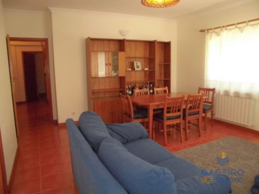2+1 bedrooms apartment - 50m from the beach os São Martinho do Porto - Silver Coast | 2 Bedrooms + 1 Interior Bedroom | 1WC