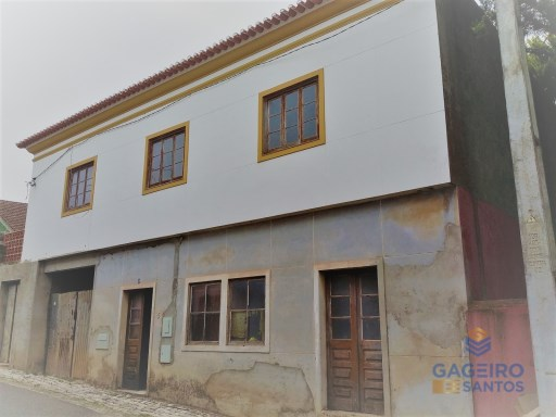 House › Caldas da Rainha | 3 Bedrooms | 1WC