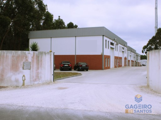 Investment-Warehouse-Industrial zone, Caldas da Rainha |