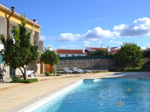 3 bedroom villa with pool and garage in São Martinho do Porto, 500 meters from the beach - Silver Coast | 3 Bedrooms | 3WC