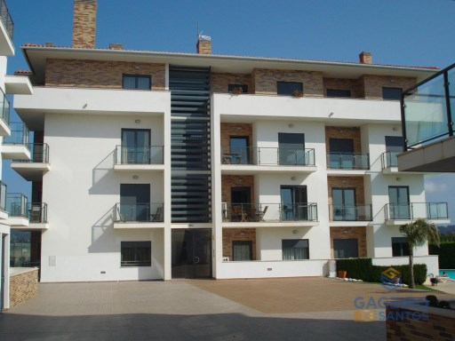 3 bedroom apartment with parking place and swimming pool - São Martinho do Porto - Silver Coast | 3 Zimmer | 2WC