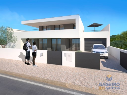 3 bedroom villa with pool and views of the bay of Sao Martinho do Porto - Silver Coast | 3 Habitaciones | 3WC