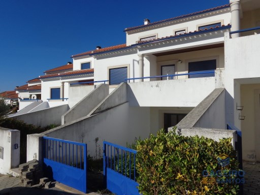 Terraced House › Alcobaça | 3 Bedrooms | 3WC