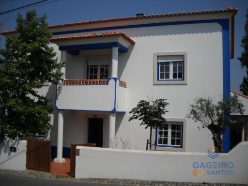 Detached House › Caldas da Rainha | 3 Bedrooms | 3WC