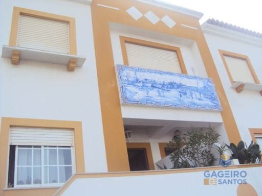 Terraced House › Peniche | 3 Bedrooms