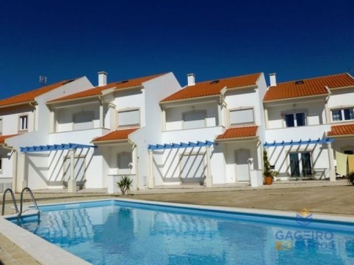 Excellent 3 bedroom villa in a quiet area of Nazaré | 3 Bedrooms | 3WC