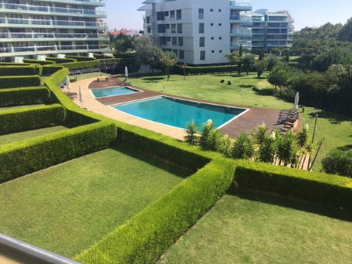 Apartment 2 bedrooms, furnished, inserted into condominium with garden, gym and swimming pool and sea view. | 4 Bedrooms | 5WC