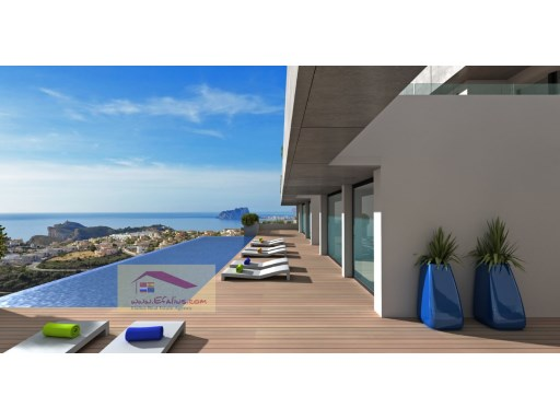 Sea View Luxury Apartment, Efalius (1)%3/21
