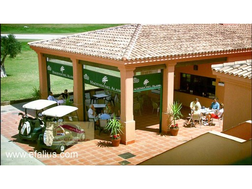 Hacienda del Alamo, Golf Resort, Efalius-15%44/52