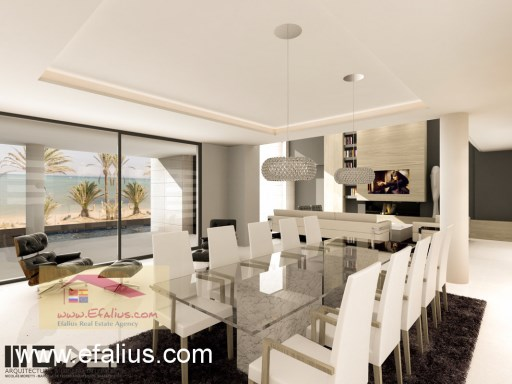 La Manga, First line Villa, Efalius (3 of 15)%5/14