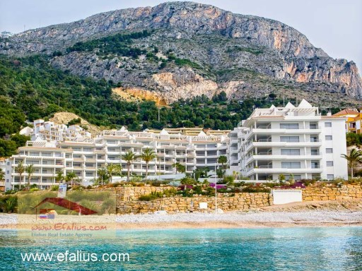 Altea - Front line sea view residential-11%2/36