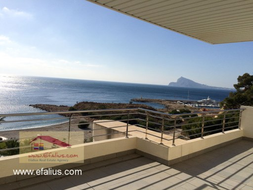 Altea - Front line sea view residential-56%4/36