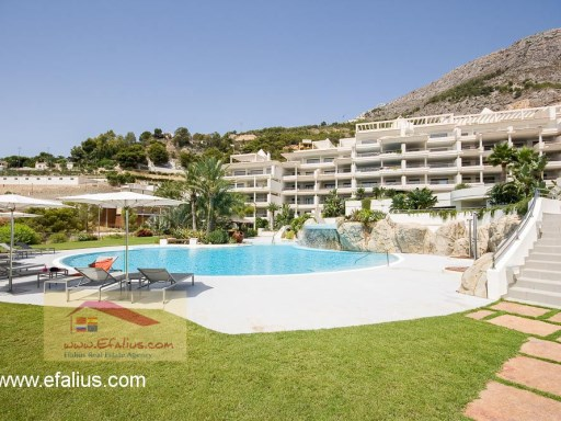 Altea - Front line sea view residential-46%12/36