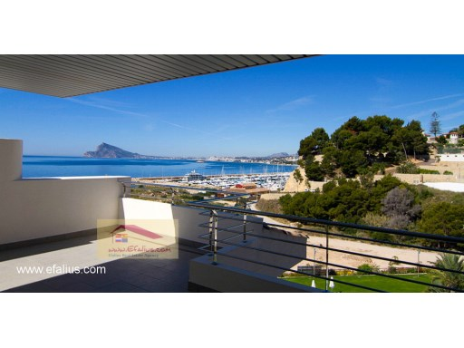 Altea - Front line sea view residential-53%33/36
