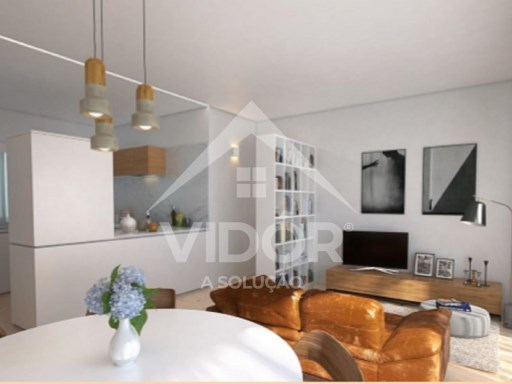 T2 under construction with excellent finishings to Boavista  | 2 Bedrooms | 1WC