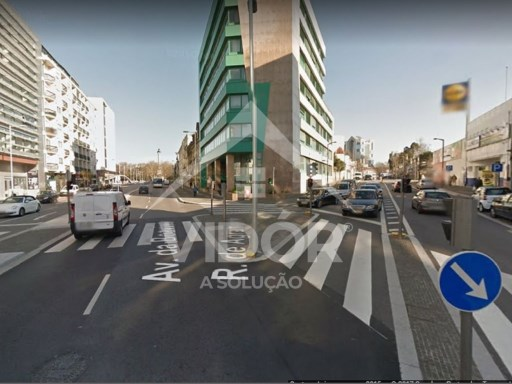 Building to retrieve-Avenida da Boavista |