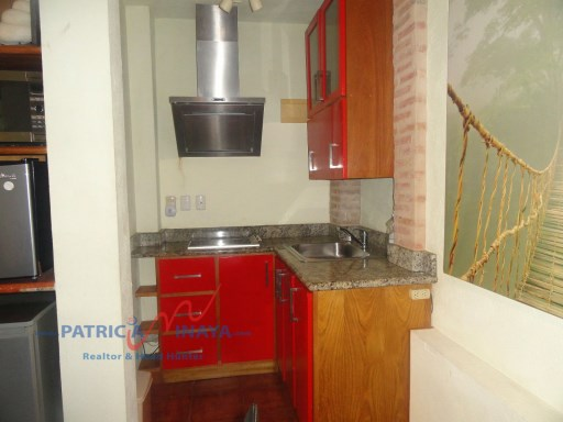 For sale / rent apartment, Zona Colonial, 2 bedrooms, social area with swimming pool | 1 Bedroom | 1WC