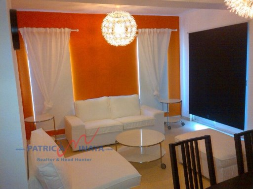 Apartment furnished in Gazcue | 1 Bedroom | 1WC