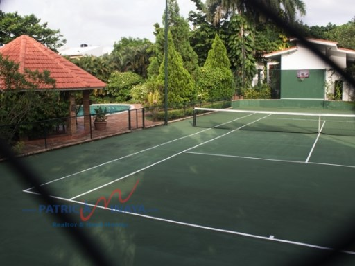 Cancha de tenis, Arroyo hondo, In Projects Team. %10/10