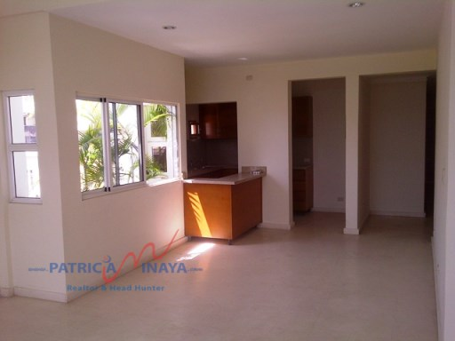 Apartamento for rent or sale, 3 bedrooms, terrace, Zona Colonial. | 3 Bedrooms
