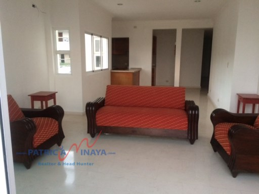 Apartamento for rent or sale, 3 bedrooms, terrace, Zona Colonial. | 4 Pièces