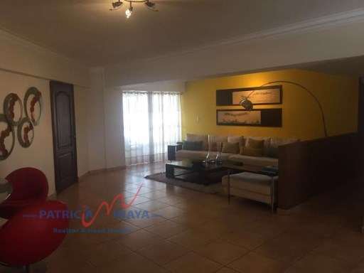 For rent furnished aparment in Bella Vista | 2 Bedrooms | 3WC