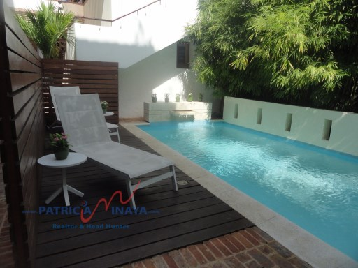 Apartment › Santo Domingo  | 2 Bedrooms + 2 Interior Bedrooms | 3WC
