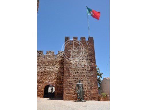 Urban land in Silves |