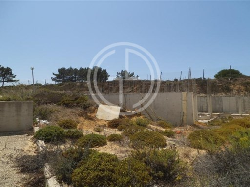 Building plot- Espartal, Aljezur |