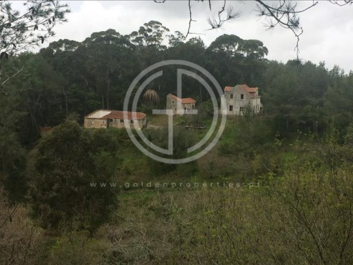 Ruin and large plot- Monte Santos, Sintra |