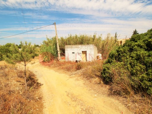 Mixed terrain in Quarteira |