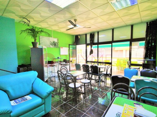 Cafe-Bar in Quarteira |