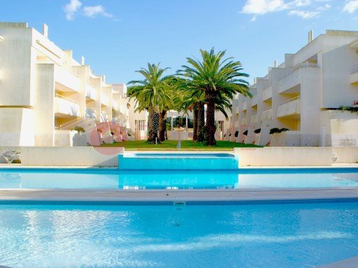 Furnished apartment in an excellent state of conservation in condo located in Vilamoura. | 0 Bedrooms | 1WC