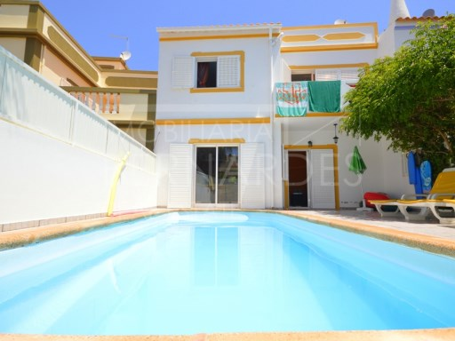 3 bedroom Villa (2 floors) with pool and garden | 3 Bedrooms | 2WC