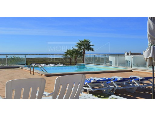 Apartment 2 Bedrooms Fuseta With Terrace and Sea View | 2 Zimmer | 2WC