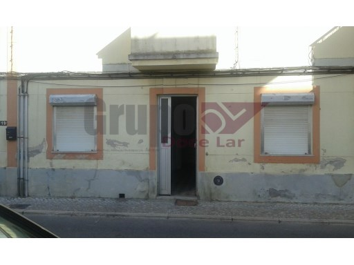 Two-flat House › Moita | 2 Bedrooms | 1WC