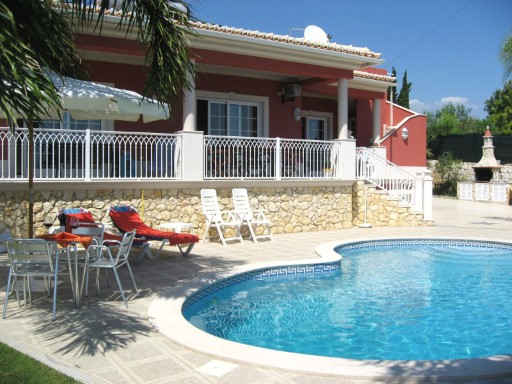 Villa with 4 bedrooms and sea view in Boliqueime | 4 Bedrooms | 4WC