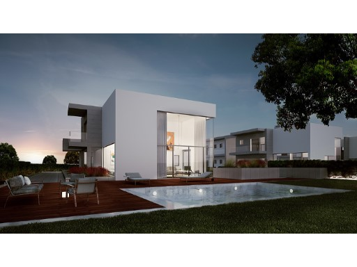 House 4 Bedrooms Modern Architecture, Cascais  | 4 Bedrooms | 5WC