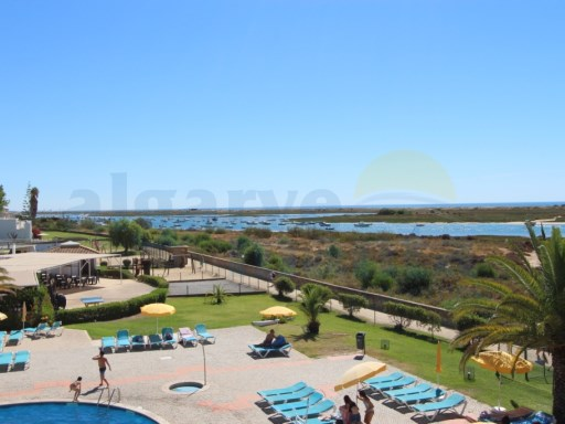 1 bedroom apartment located in Golden Clube Cabanas, complex with swimming pools and gardens, near the Ria Formosa | 1 Bedroom | 1WC