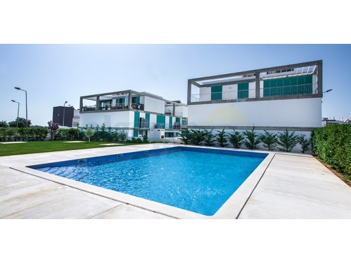 T1 in Cabanas in a nice complex with pool and parking, terrace and good sun exposure | 1 Zimmer | 1WC