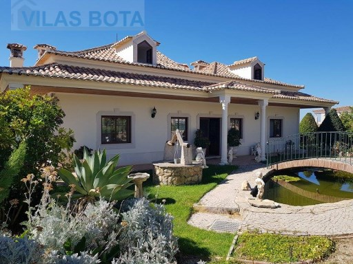 Villa for sale – Algarve – Almancil. | 5 Bedrooms | 5WC