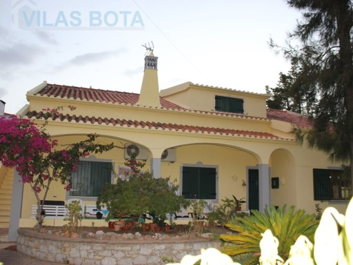 Villa for sale – Algarve – São Brás de Alportel. | 5 Bedrooms | 3WC